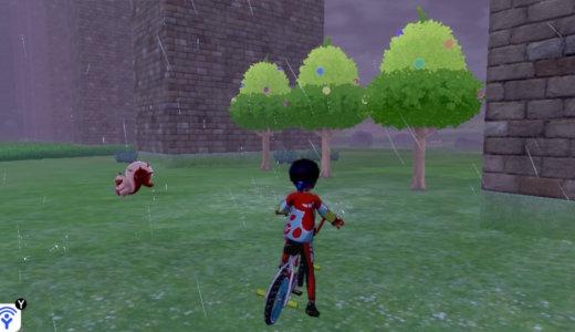 【ポケモン剣盾】レアなきのみを効率的に入手する方法。ザロクのみ、タポルのみなどワイルドエリアで毎日集めやすい木